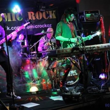 Atomic Rock - Band Profile